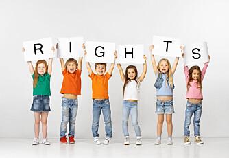 Hva vi mener er barns beste, endrer seg stadig