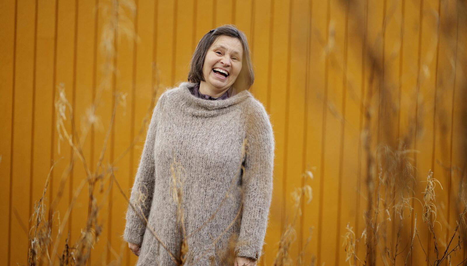 Leder for Filiorum Elin Reikerås likte selv godt å gå i barnehagen som liten. Nå vil hun bidra til at barn får det bedre i barnehagen gjennom sin barnehageforskning.