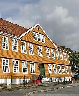 En av Norges første barnehager eksisterer fremdeles