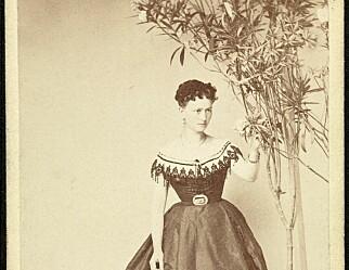 Fredrikke var et av Norges første barnehagebarn