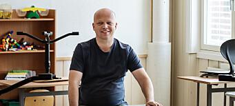 Sp-leder Trygve Slagsvold Vedum:– Det må lønne seg for kommunene å prioritere skole