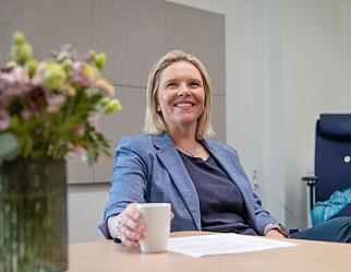 Fremskrittspartileder Sylvi Listhaug: – Skal vi få tak i nok lærere, må det bli attraktivt å jobbe i skolen