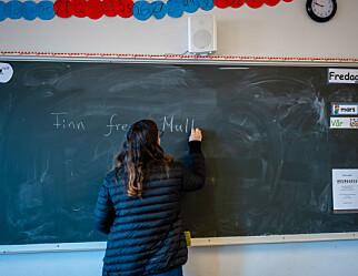 Bekymret for rekruttering til læreryrket