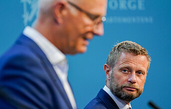 Høie: Trygt for lærere å undervise med kun én vaksinedose