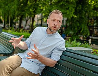 SV-leder Audun Lysbakken: – Vår suverent viktigste sak er å gjøre noe med lærermangelen