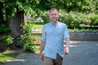 Lysbakken mener det er vanskelig å skille mellom Høyres og Venstres utdanningspolitikk.