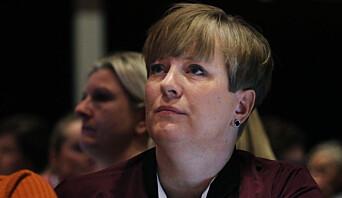Marit Himle Pedersen, sentralstyremedlem i Utdannningsforbundet.