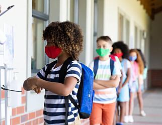 Illinois innfører munnbindpåbud i skolene umiddelbart