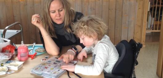 Ask er et språk også i barnehagen