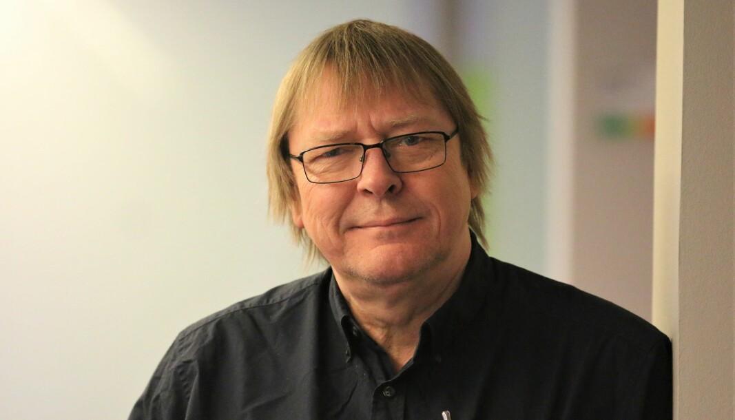 Geir Allan Stava, forbundssekretær i Skolenes landsforbund.