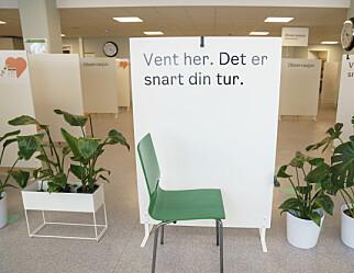 Bergen skal ha drop-in-vaksinering av lærere