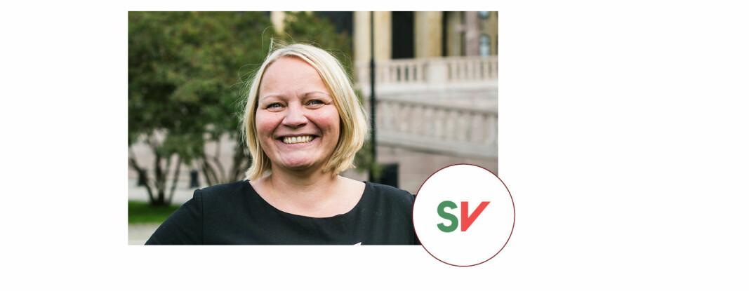 Mona Fagerås, Sosialistisk Venstreparti