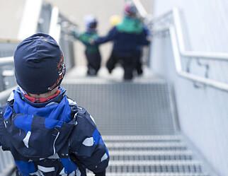 Reagerer på at bemanningssatsing i Oslo-barnehager kan bli stanset
