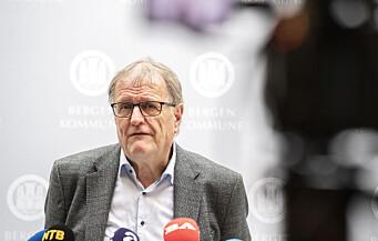 Smitteoverlege i Bergen: – Fungerer ikke karantenefritaket stopper vi det
