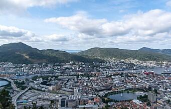 I dialog om gult nivå i Bergen