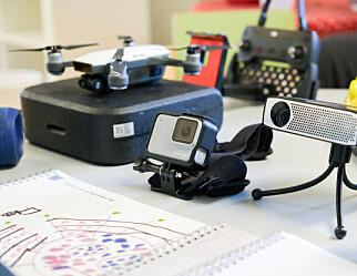 Skal forske på digital kompetanse i barnehagen