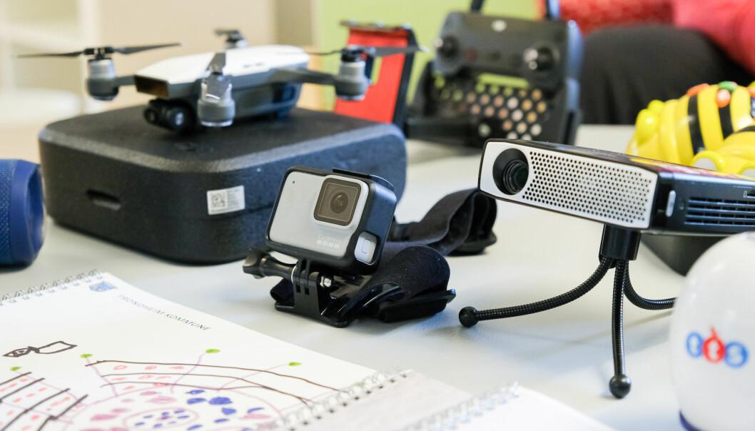 Et nytt forskningsprosjekt skal øke den digitale kompetansen i norsk barnehagelærerutdanning.