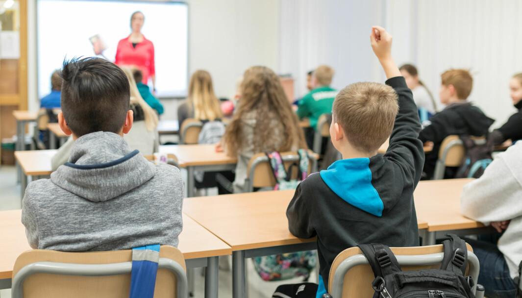 Skoleledere oppgir at koronapandemien har forsinket arbeidet med nye læreplaner.
