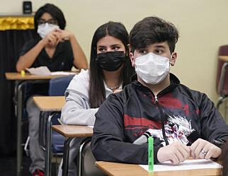 Foreldre i Florida fikk medhold i rettenSkoler kan innføre påbud om munnbind