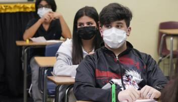 Skoler i Florida kan innføre påbud om munnbind