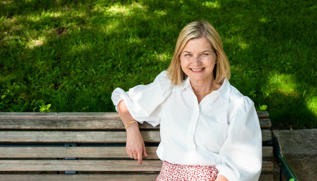 Kunnskapsminister Guri Melby svarer Lillian Hagen, som mistet gnisten etter 15 år som lærer.