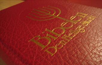 Utdanningsdirektoratet ønsker å stanse utdeling av bibler på skolen