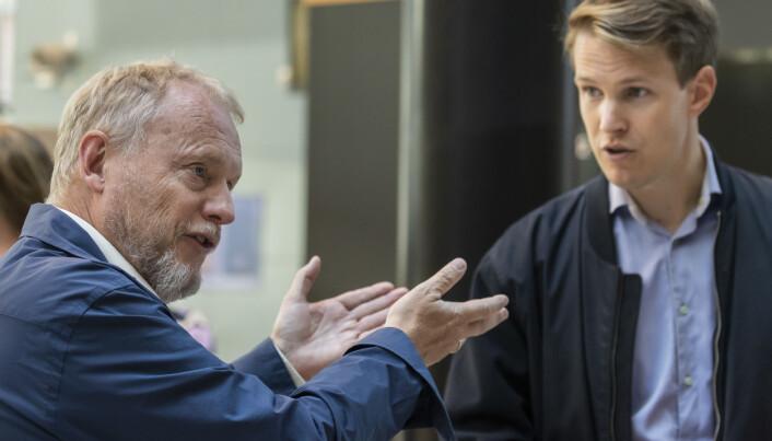 Byrådsleder i Oslo kommune, Raymond Johansen, mener Oslo-modellen må løftes frem som eksempel.