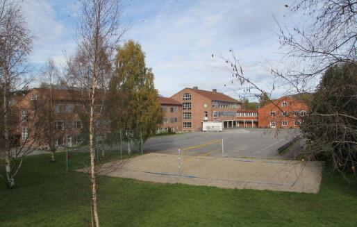 Rødt nivå på Asker-skole