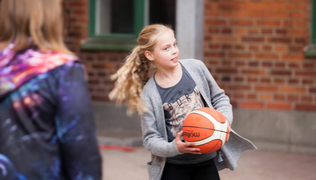 70 prosent av lærerne svarer i en undersøkelse at de er positive til å innføre daglig fysisk aktivitet i skolen.