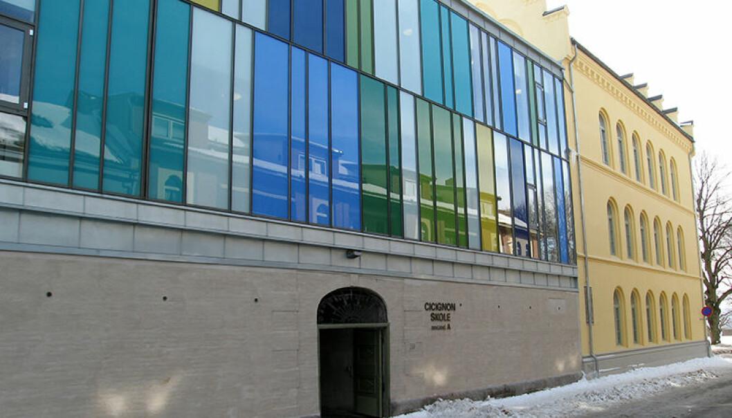 Det er registrert 17 smittetilfeller av koronaviruset ved Cicignon skole i Fredrikstad.