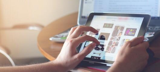 Digitale verktøy må brukes med klokskap