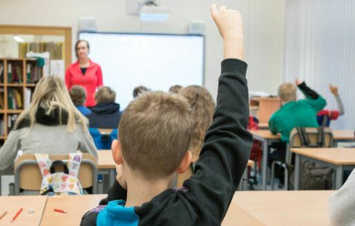 Nesten ett av fem lærerårsverk utføres av ufaglærte