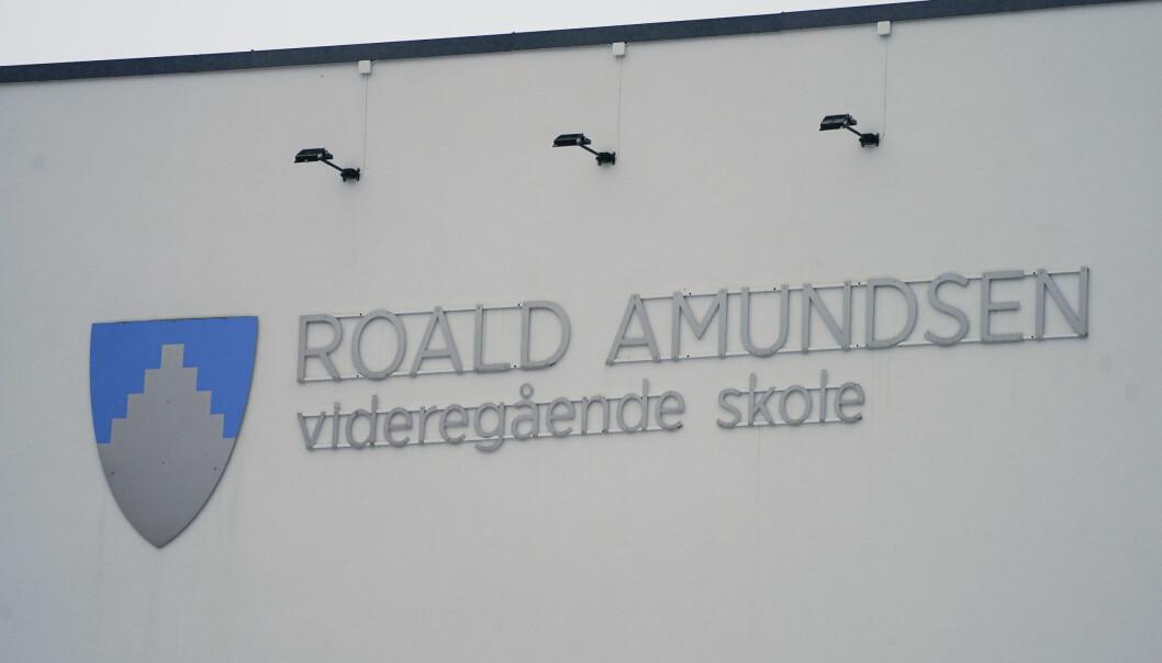 Elever ved Roald Amundsen skole har flere tilfeller av korona.