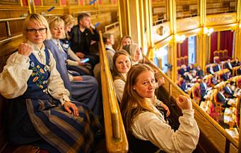 Nesna-saka er blitt ei prinsippsak som vil få konsekvensar for Norge i framtida