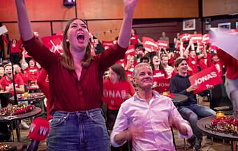 Nedtur for Ap, men partiet ble størst i årets skolevalg