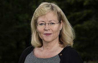 LO-sekretær Trude-Tinnlund