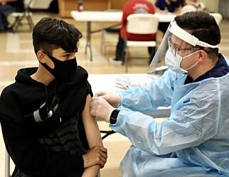 Los Angeles innfører vaksinekrav for skoleelever
