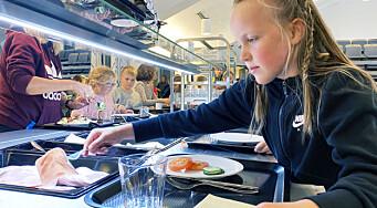 Her har elevane heildagsskule med mat og leksefri