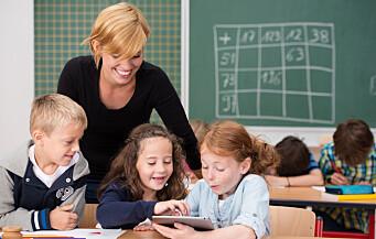 Forskere skal følge nyutdanna master-lærere