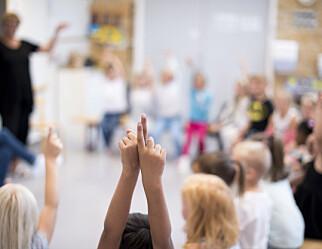 Trondheim tester ut nye modeller for skolestart