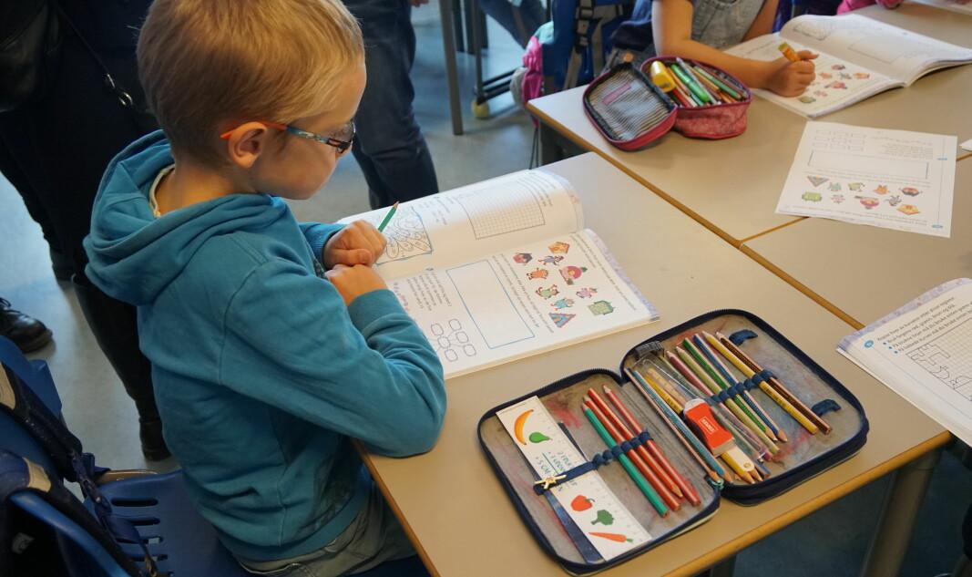 Osloskolen har testet ut nivådeling. Metoden møter skepsis både i Ap, SV og Utdanningsforbundet.