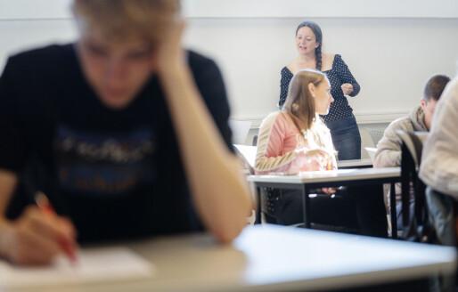 Fikk dobbelt så mange elever etter budsjettkutt:– Hvis konsekvensene er for store, må vi vurdere andre tiltak