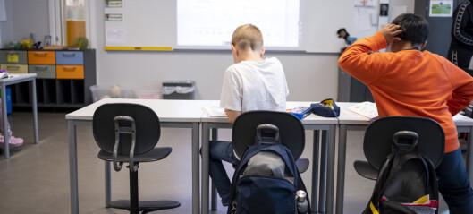 Fraværsgrensen løser ikke alle utfordringer som er knyttet til elevfravær