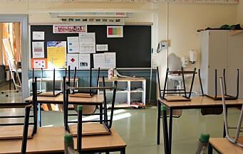 – KS anerkjenner ikke at vi er i en situasjon med kritisk mangel på lærere og sykepleiere