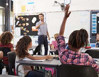 Foreldre mener det er trygt å sende barna på skolen