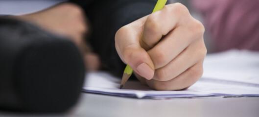 Fraværsregelen i videregående skole innføres igjen