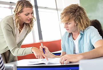 Læreryrket har ikke lav status