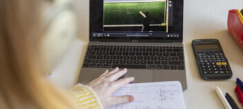 Mange studenter har fremdeles digital undervisning