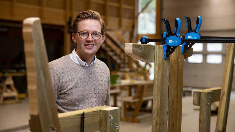 Even A. Røed er én av åtte nyvalgte stortingsrepresentanter med lærerutdanning.