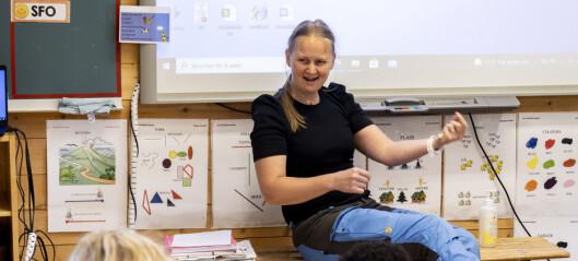 Ordningen med lærerspesialister kommer i spill igjen med ny regjering